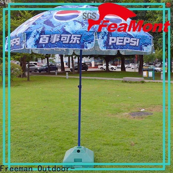 FeaMont hot-sale best beach umbrella China for wedding