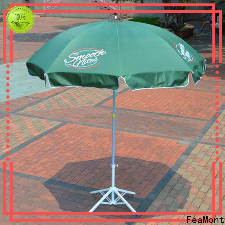 newly big beach umbrella advertising marketing for sports