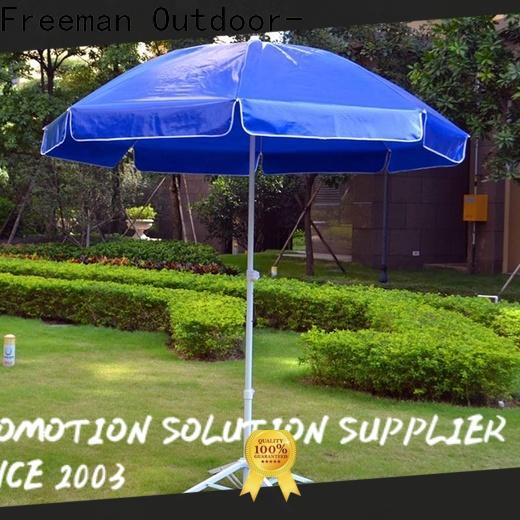 environmental red beach umbrella inch China for sporting