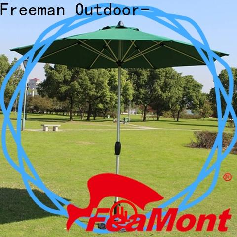 FeaMont reliable white garden umbrella solutions for event