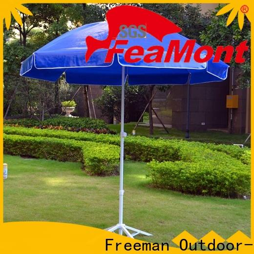 FeaMont umbrellas foldable beach umbrella effectively for camping