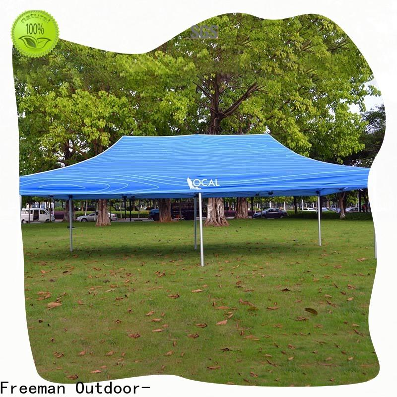 FeaMont folding lightweight pop up canopy production for trade show