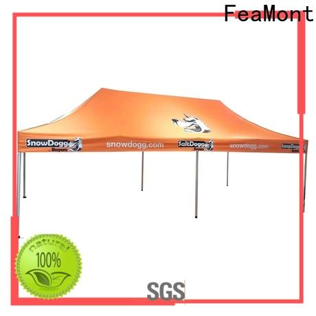 FeaMont lightweight pop up canopy certifications for sports