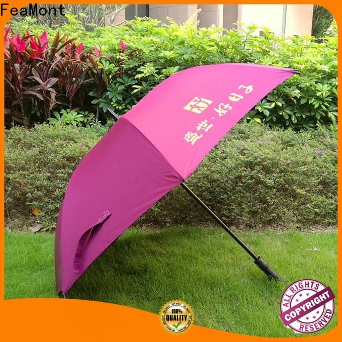 FeaMont hot-sale golf umbrella marketing