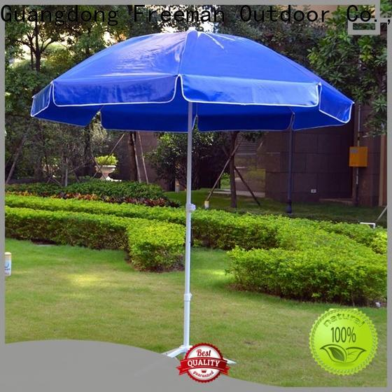 FeaMont material big beach umbrella for sporting