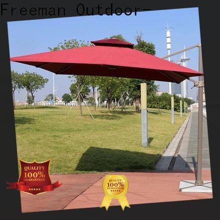 FeaMont quality outdoor umbrella production for engineering
