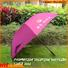 FeaMont outdoor canvas umbrella supplier in street