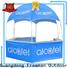 FeaMont advanced dome display tent sensing for trade show