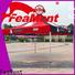 FeaMont environmental 10x10 canopy tent widely-use for camping