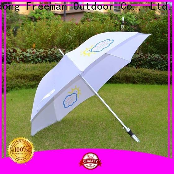FeaMont pongee umbrella design sensing for sports