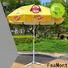 FeaMont quality beach parasol supplier for exhibition
