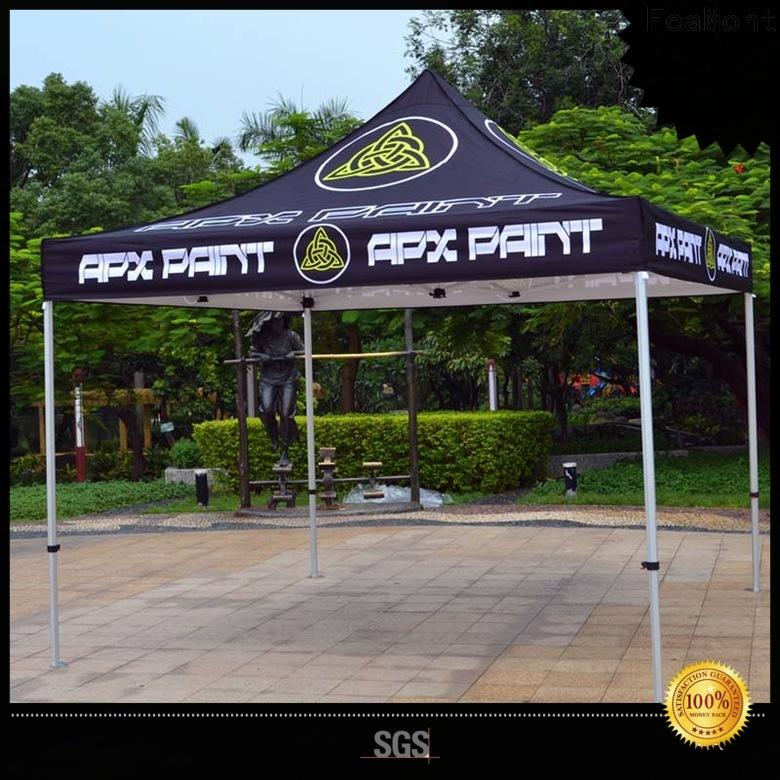 inexpensive advertising tent customized can-copy