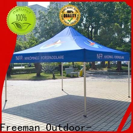 FeaMont show easy up canopy production for trade show