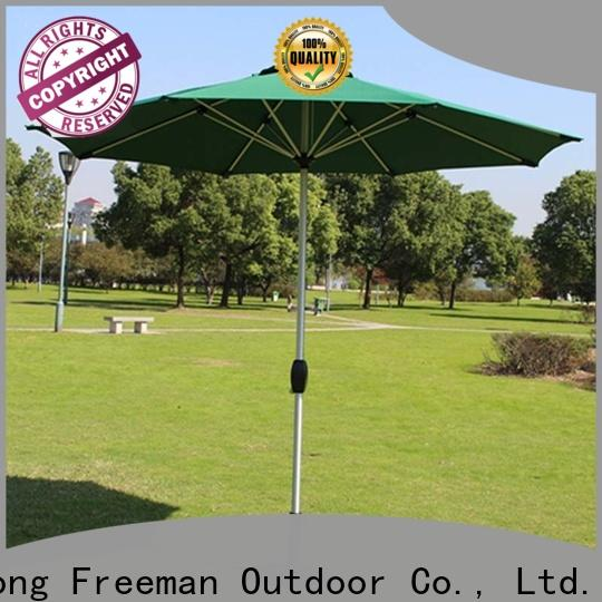 newly wind up garden umbrella outdoor for-sale for trade show