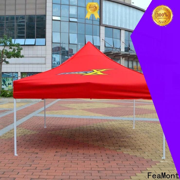 FeaMont OEM/ODM lightweight pop up canopy widely-use for outdoor exhibition