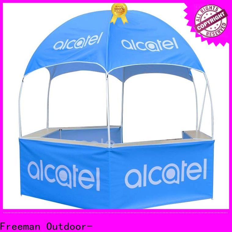 durable dome display tent booth package for sport events