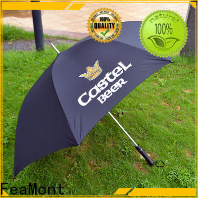 FeaMont printed cute umbrellas in-green for advertising