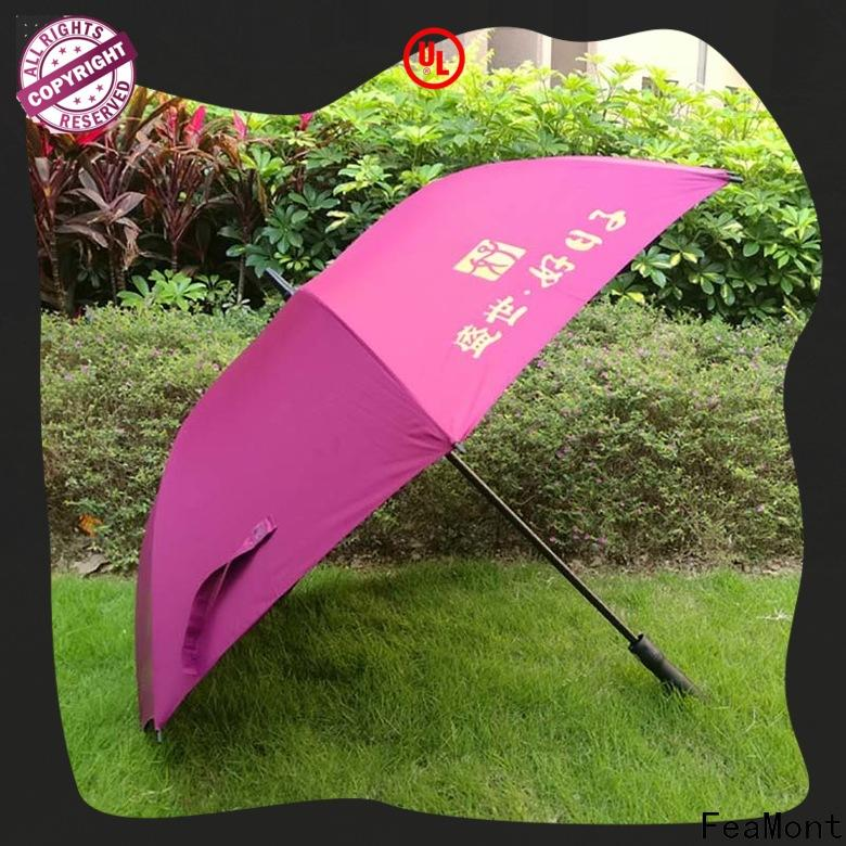 stable uv umbrella pongee sensing for sports