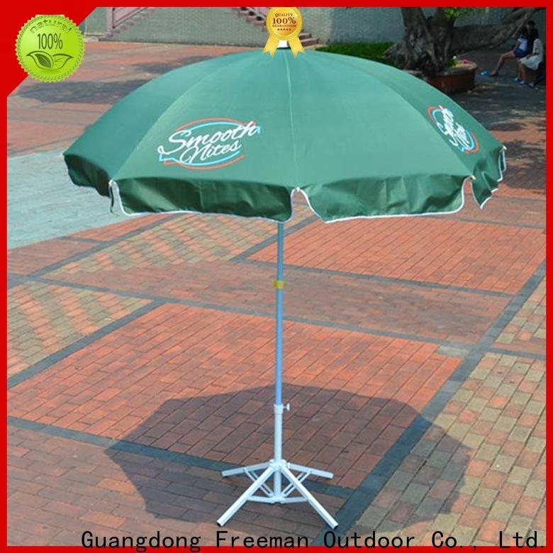 new-arrival beach parasol top experts for advertising
