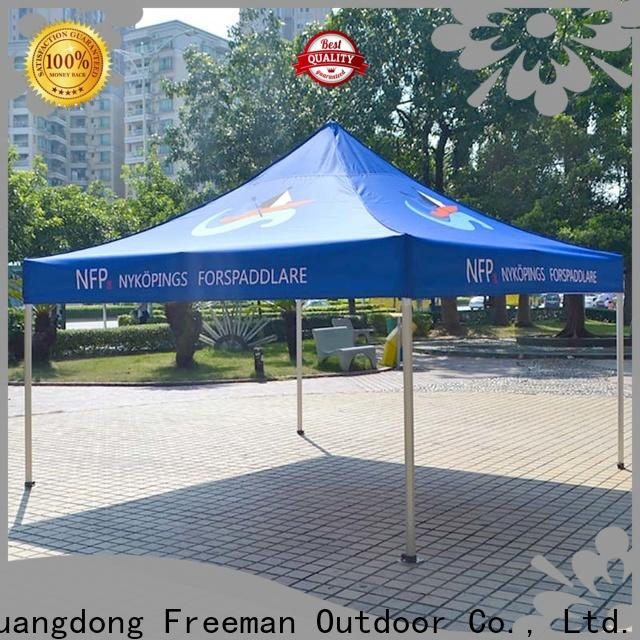 FeaMont environmental outdoor canopy tent certifications for sports