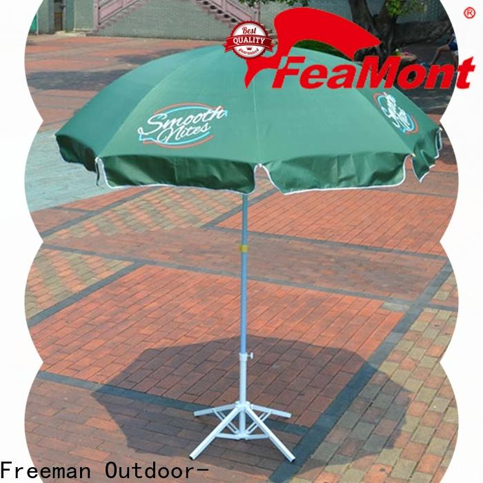 FeaMont comfortable 9 ft beach umbrella supplier for camping