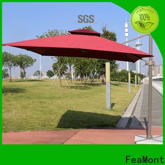 FeaMont garden umbrella in different color for event