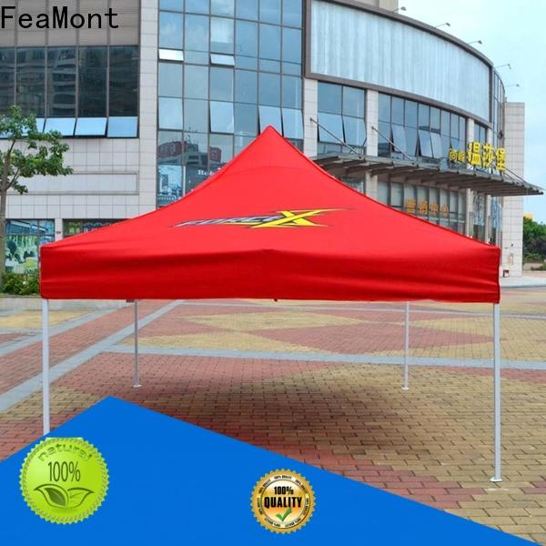 FeaMont industry-leading 10x10 canopy tent can-copy for disaster Relief