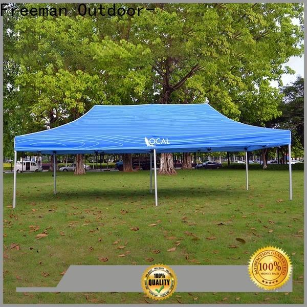 FeaMont folding pop up canopy tent certifications for outdoor activities