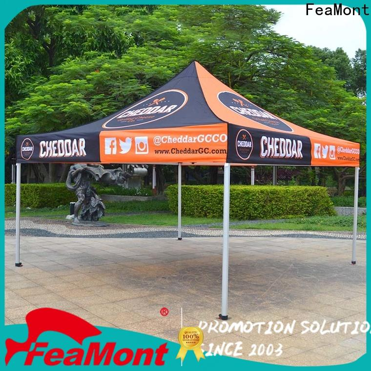 FeaMont advertising advertising tent China for outdoor activities