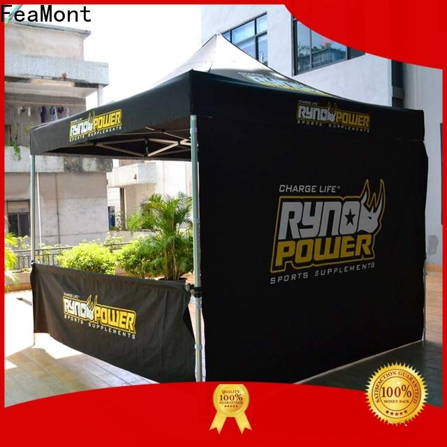 FeaMont best lightweight pop up canopy popular for outdoor exhibition