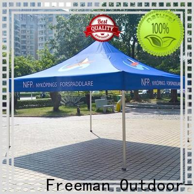 printed event tent trade for sport events
