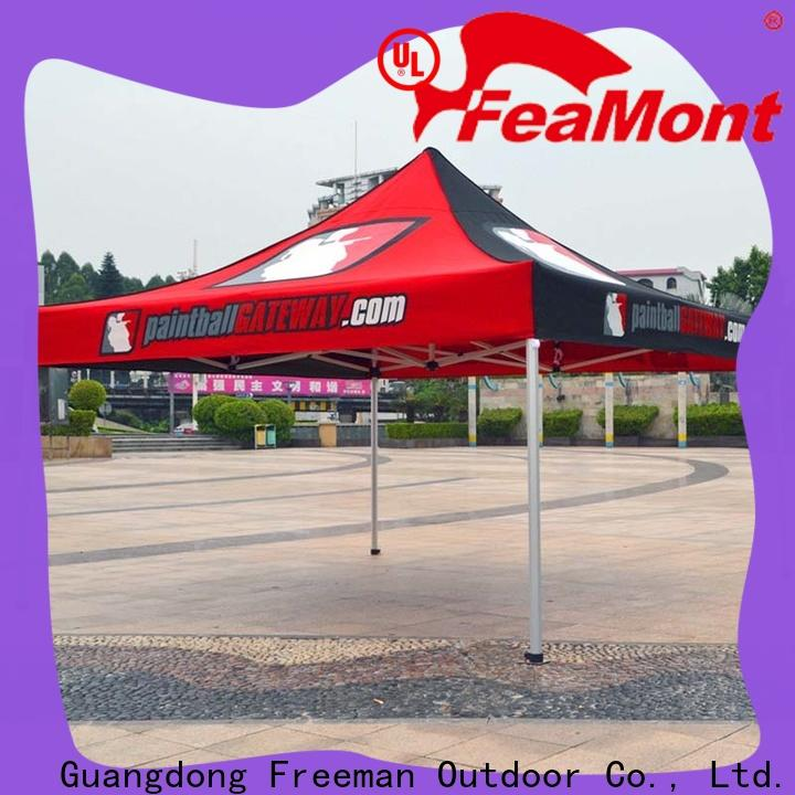 FeaMont industry-leading 10x10 canopy tent for disaster Relief