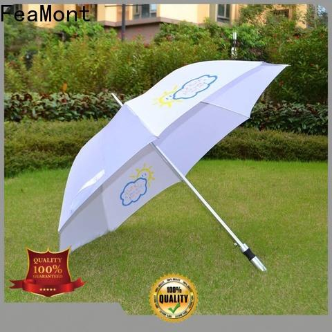 personalized umbrellas automatical marketing for sports