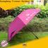 Gift umbrella top supplier in street