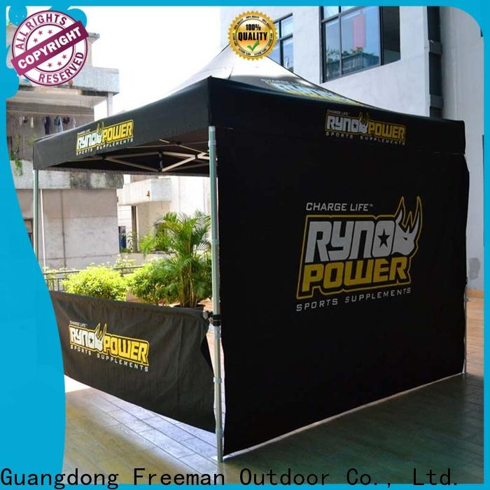 FeaMont strength lightweight pop up canopy production for sports