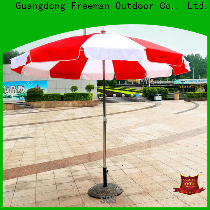 FeaMont quality beach parasol owner for camping