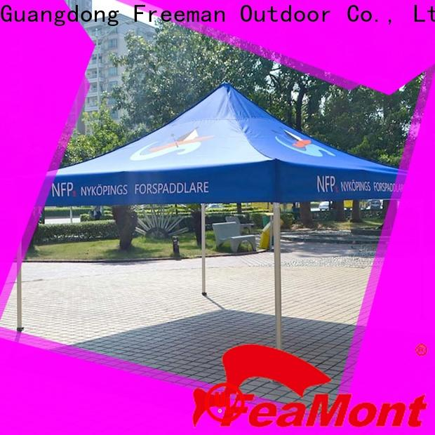 FeaMont environmental  outdoor canopy tent certifications for camping