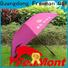 FeaMont golf cute umbrellas in-green for disaster Relief