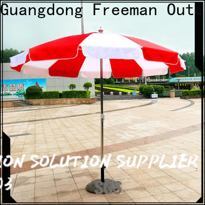 FeaMont nice black and white beach umbrella China for sporting
