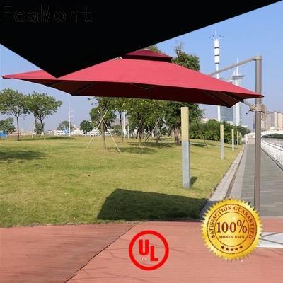 FeaMont outdoor garden umbrella solutions for engineering