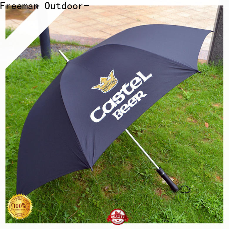 quality golf umbrella automatical application for engineering