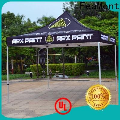 FeaMont tube portable canopy wholesale for trade show