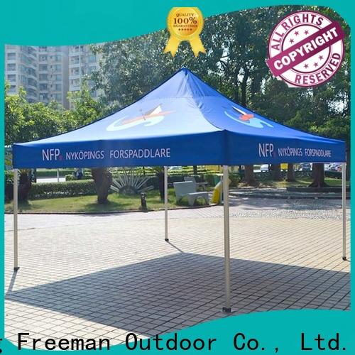 FeaMont excellent display tent solutions for outdoor activities