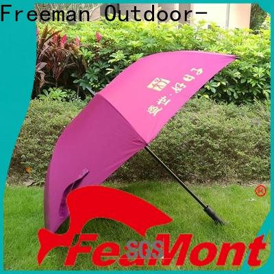 FeaMont handle Gift umbrella in-green in street