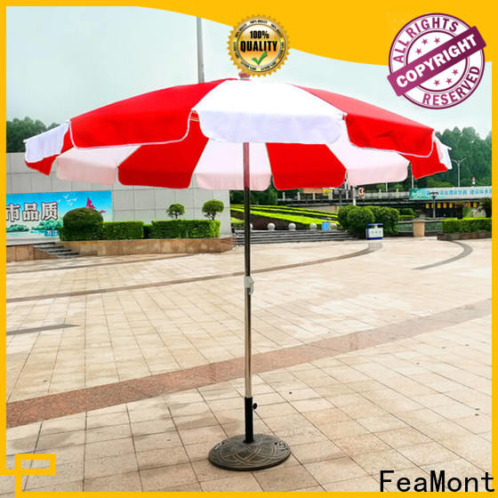 FeaMont material sun umbrella for event