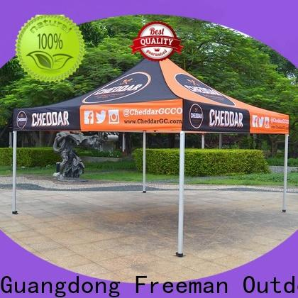 FeaMont industry-leading outdoor canopy tent production for engineering