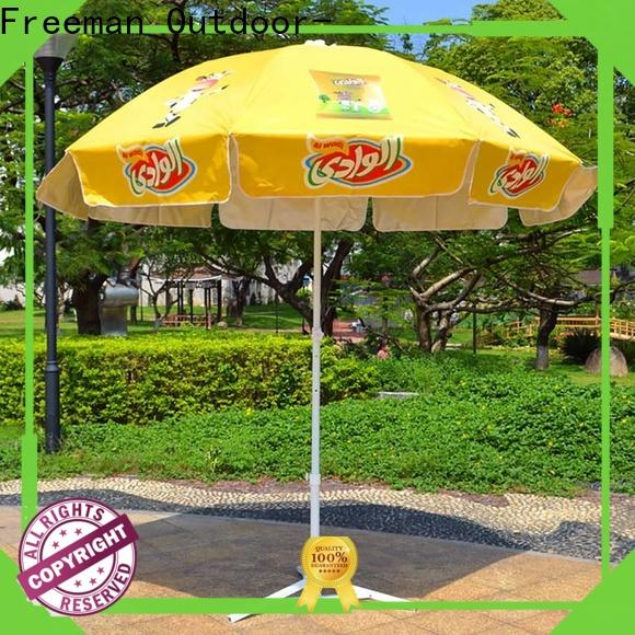 FeaMont beach beach parasol owner for advertising