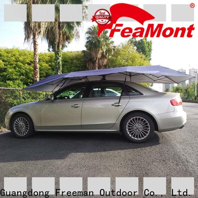FeaMont nice auto umbrella cancopy for outdoor activities