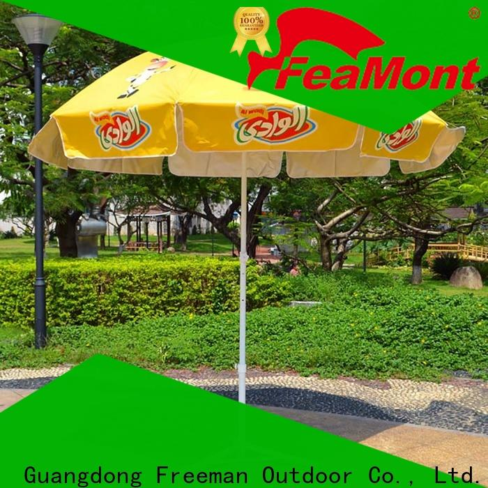 FeaMont hot-sale best beach umbrella marketing for event