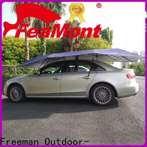 nice car umbrella fiberglass for out door show